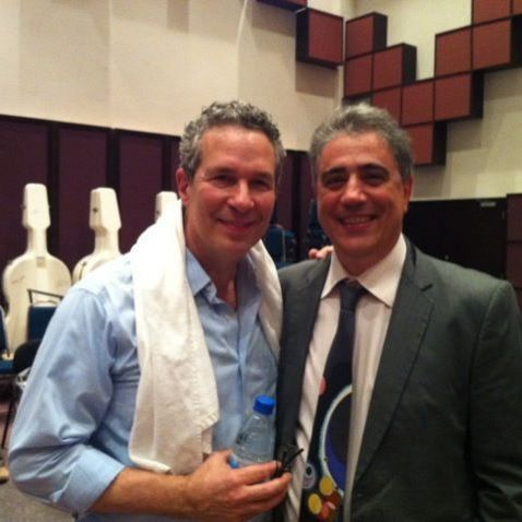Fernando Fracassi and Eugene Kuhn