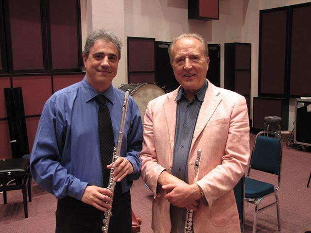Fernando Fracassi and William Bennett