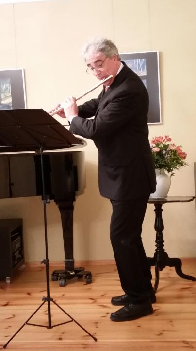Fernando Fracassi (Flute)