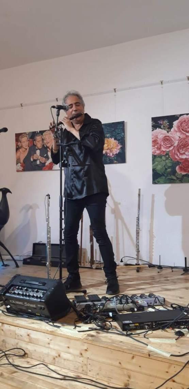 Fernando Fracassi in 'Lebensmelodien'ì
