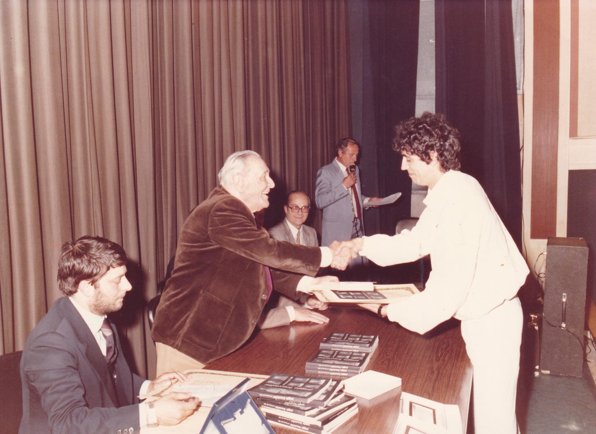 Fernando - Arrigo Tassinari - Terranuova Bracciolini - 1984 - 22 anni