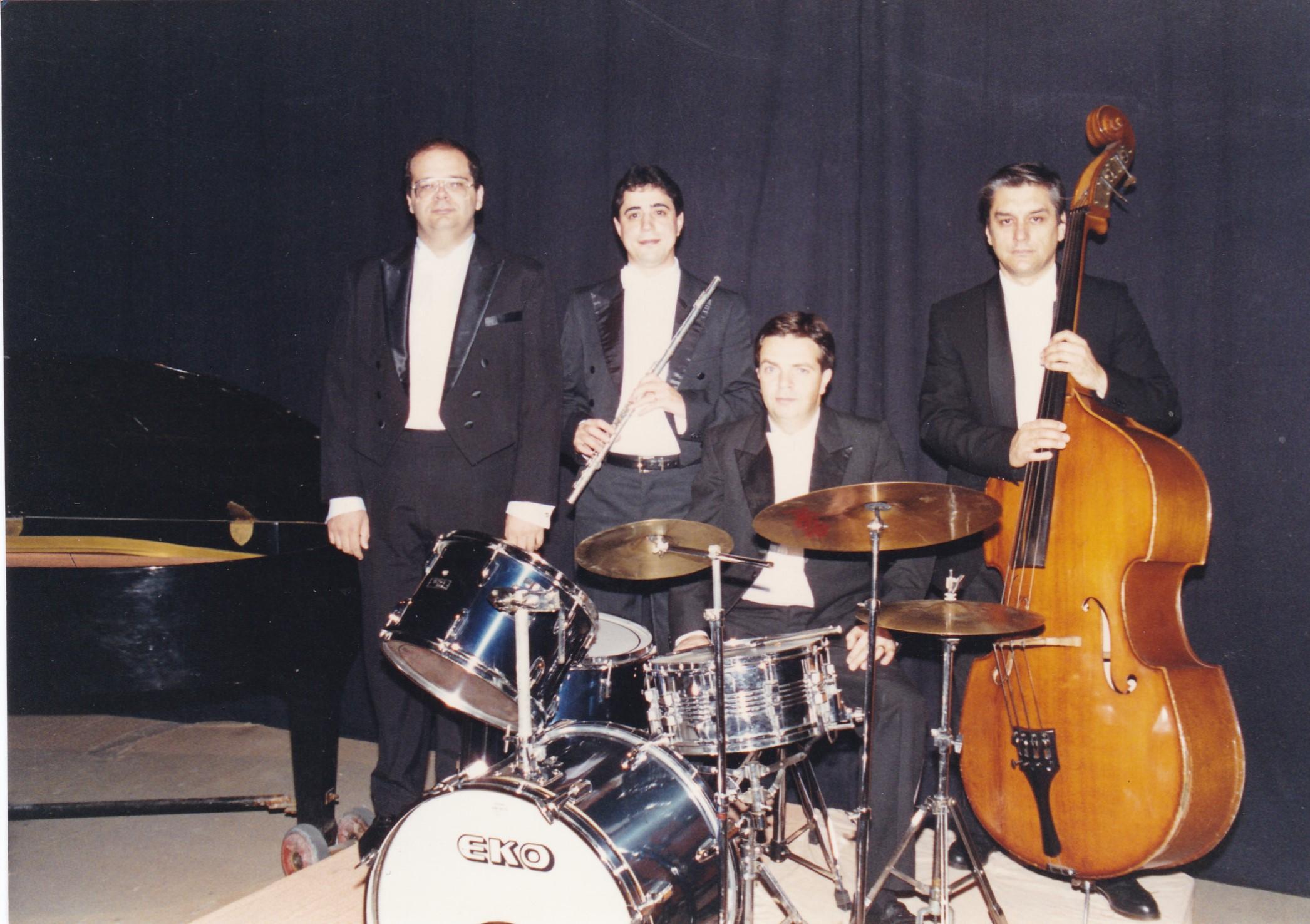 Fernando - Bolling Quartet (2)- Oradea - 1993 - 31 anni