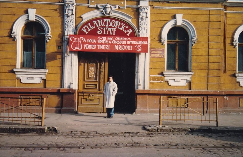 Fernando - Filarmonica Oradea - 1991 - 29 anni