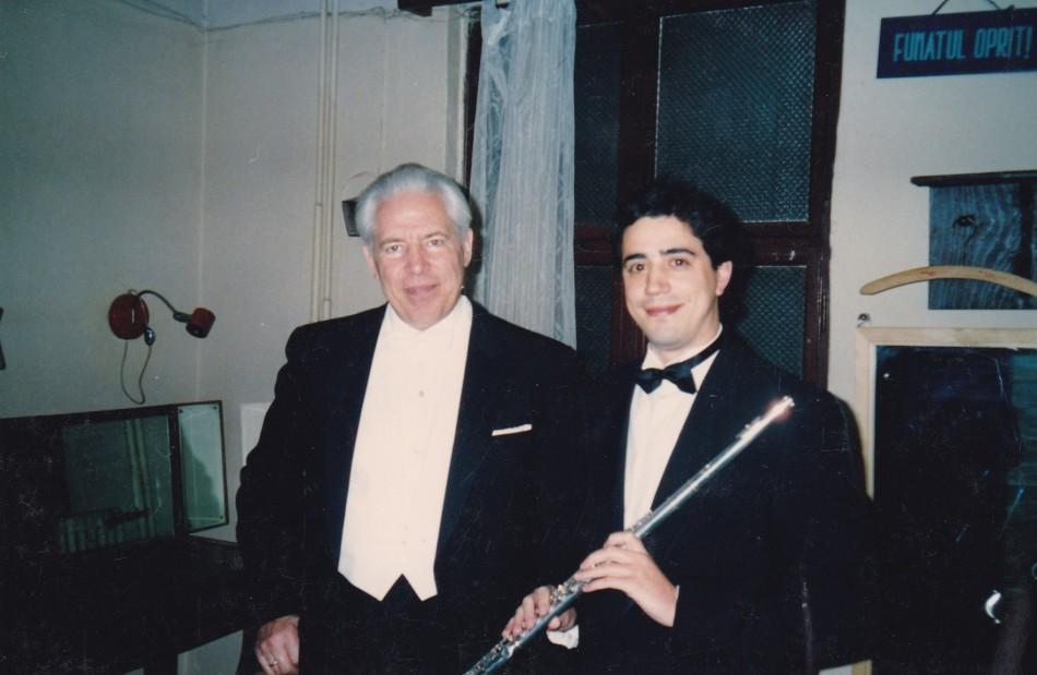Fernando - Horst Gehann - Oradea - 1991 - 29 anni